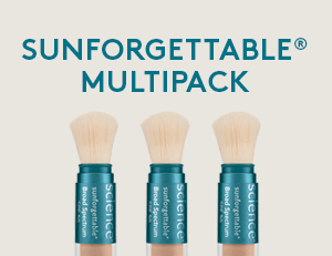 Brush on sunscreen multipack