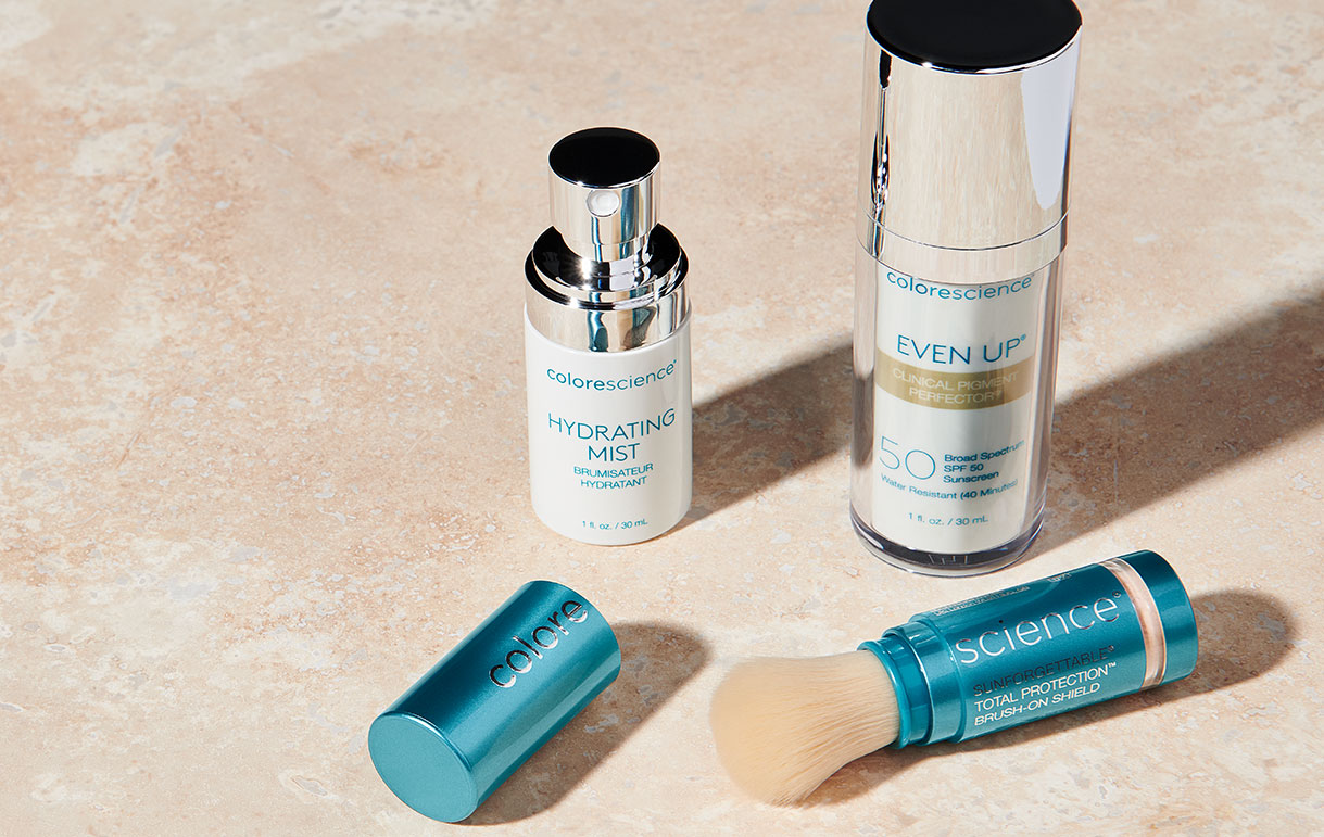 Colorescience: Science Based Skincare for Natural Beauty