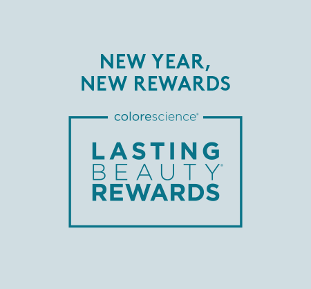 New Year, New Rewards. Lasting Beauty Rewards