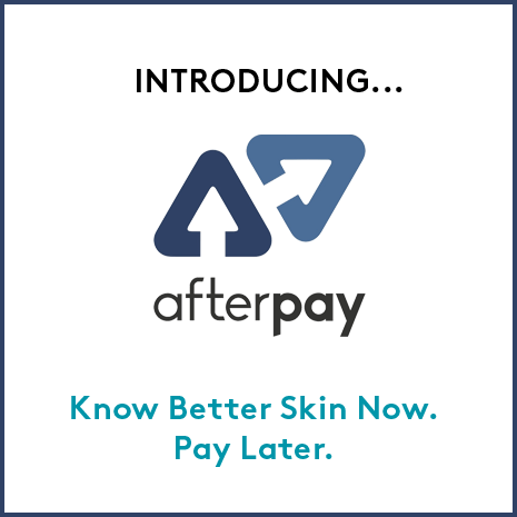 Introducing Afterpay - Know Better Skin Now. Pay Later.