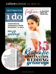 Mineral Corrector Palette is a Wedding Day Must Have