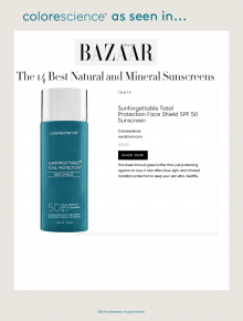 The Best Natural and Mineral Sunscreen