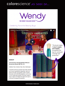 Wendy - Celebrity Favorite Beauty Buys