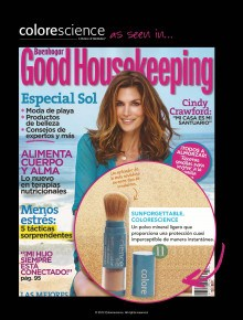 Colorescience in Good Housekeeping Espanol