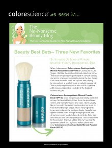 Beauty Best Bet - New Favorite