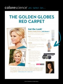 On The Red Carpet with Julie Bowen