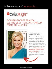 Julie Bowen's Look Featured on BellaSugar.com