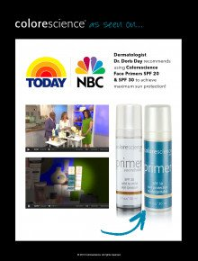 Dermatologist Dr. Doris Day on Today