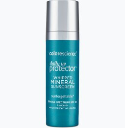 Daily UV Protector SPF 30 Whipped Mineral Sunscreen