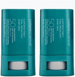Sunforgettable Total Protection Sport Stick Twin Pack