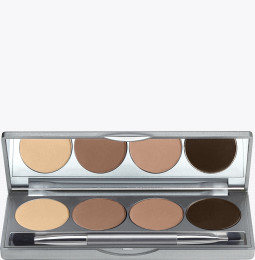 Pressed Mineral Eye & Brow Palette