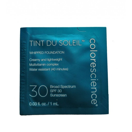 Tint du Soleil SPF30 Whipped Foundation by colorescience #14
