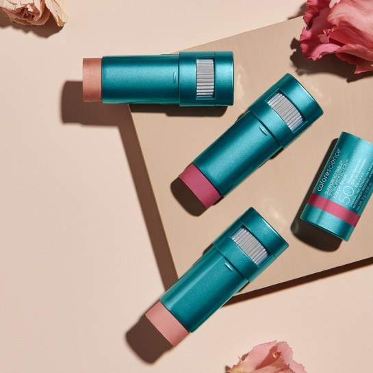 Sunforgettable Total Protection Color Balm SPF 50 Collection
