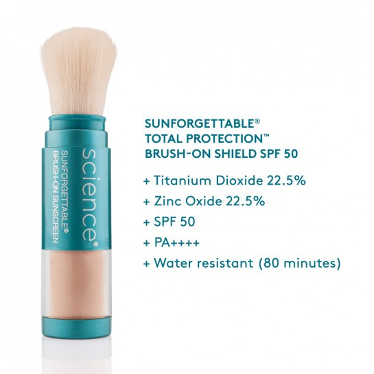 Sunforgettable Total Protection Brush-On Shield SPF 50