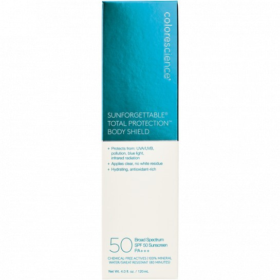 Sunforgettable Total Protection Body Shield SPF 50