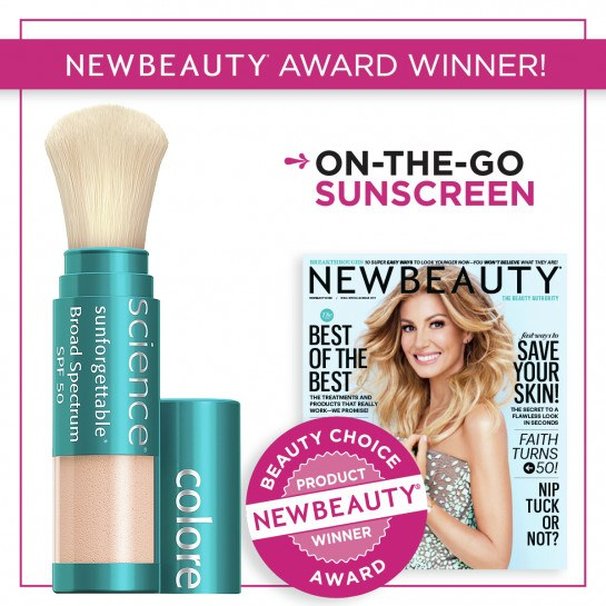 Sunforgettable Total Protection Brush-on Shield SPF 50 Mini Size